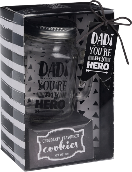Presentset Dad you are my hero